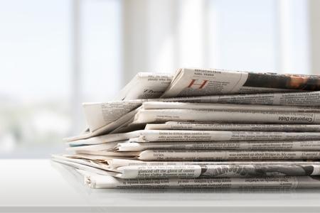 Foto de Newspaper - Imagen libre de derechos