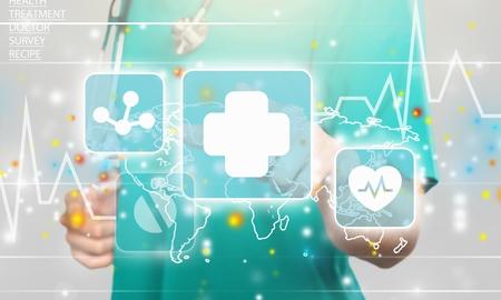 Photo pour Innovation medicine. - image libre de droit