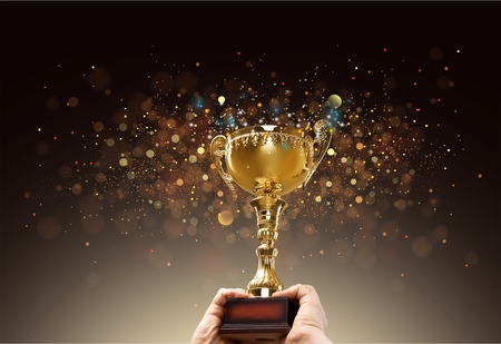 Foto per Award. - Immagine Royalty Free