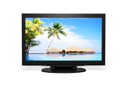 Foto de High Definition TV - Imagen libre de derechos