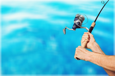 Photo for Fishing. - Royalty Free Image