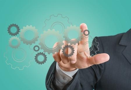 Foto de Cloud Computing - Imagen libre de derechos