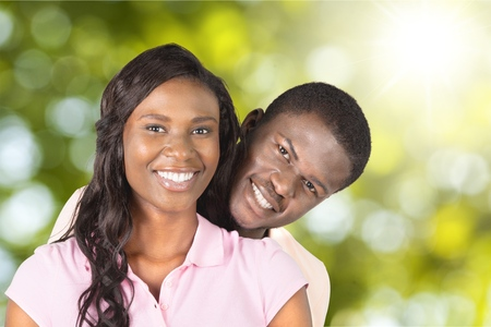 Photo pour Young Couple - image libre de droit