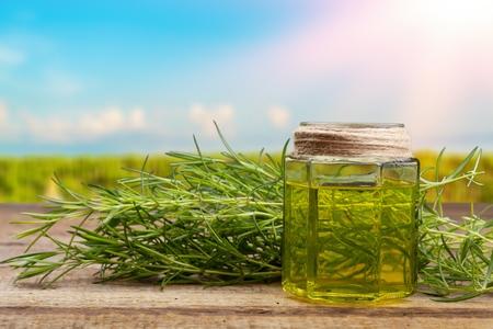 Photo pour CBD oil hemp products - image libre de droit
