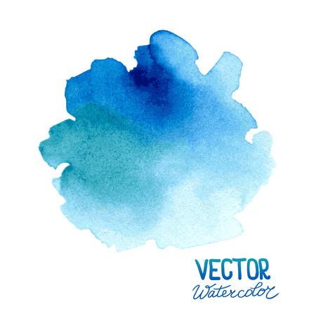 Illustrazione per Abstract watercolor background for your design.  - Immagini Royalty Free