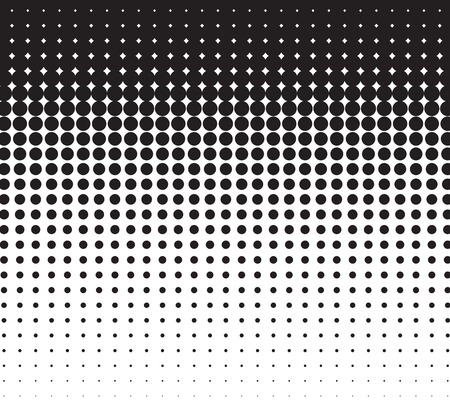 Ilustración de halftone for backgrounds and design - Imagen libre de derechos