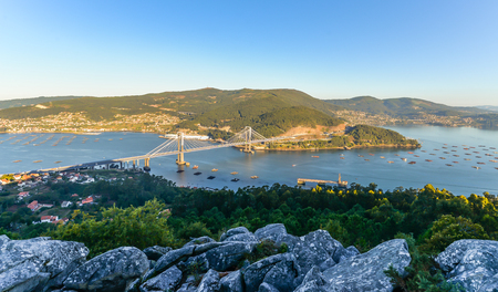 Photo for Morning over Ria de Vigo - Galicia - Royalty Free Image