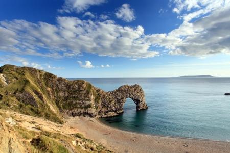 Foto de Durdle Door Dorset England - Imagen libre de derechos