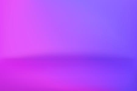 Illustration pour Background Studio Horizon Blue Purple Vector - image libre de droit