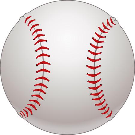 Ilustración de Baseball ball - Imagen libre de derechos