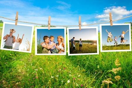 Photo for enjoying the life together - Royalty Free Image