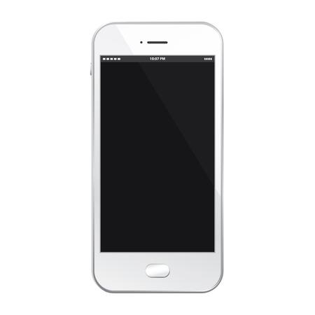 Illustration pour Mobile Phone - image libre de droit