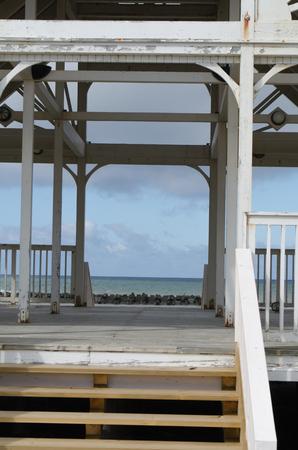 Photo pour Sea House - image libre de droit