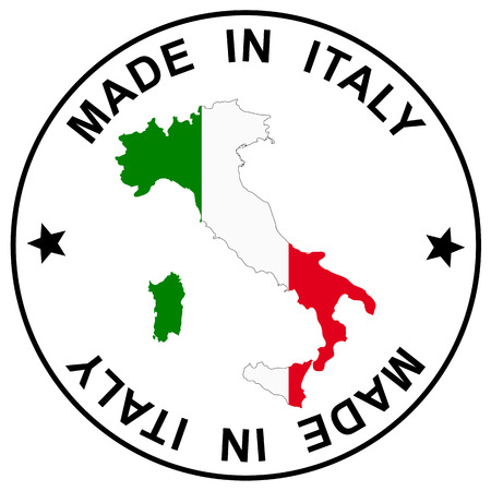 Patch Made in Italy