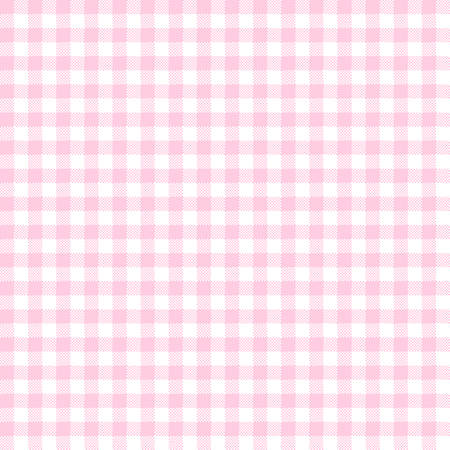 Ilustración de vintage checkered table cloth background colored pink - Imagen libre de derechos