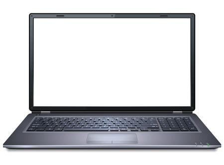 Illustration pour Realistic Laptop - image libre de droit