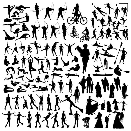 Active Silhouettes