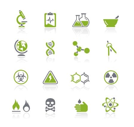 Science Icons -- Natura Series