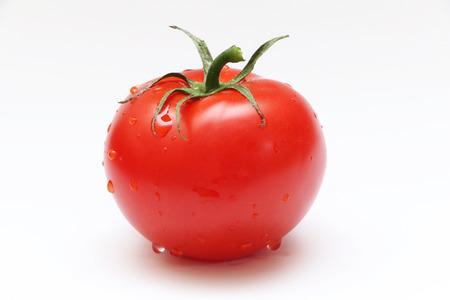 Photo pour Tomato - image libre de droit