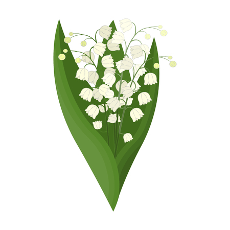 Illustration for A bouquet of fresh flowers single icon in cartoon style for design. Bouquet vector symbol stock illustration web. - Royalty Free Image