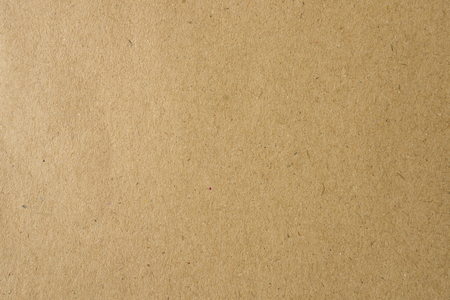 Photo pour Brown craft paper for background - image libre de droit