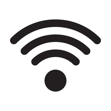 Illustration pour WiFi icon - image libre de droit