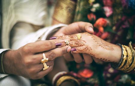 Photo pour wedding ring - image libre de droit