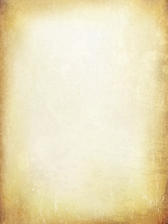 Ilustración de Grunge vintage old paper background. Vector - Imagen libre de derechos
