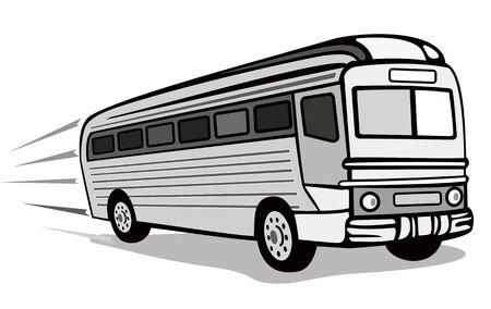 1930s coach bus