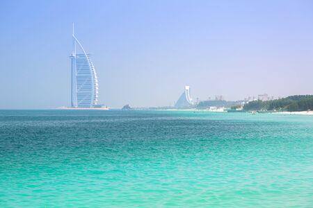 Jumeirah Beach in Dubai, UAE