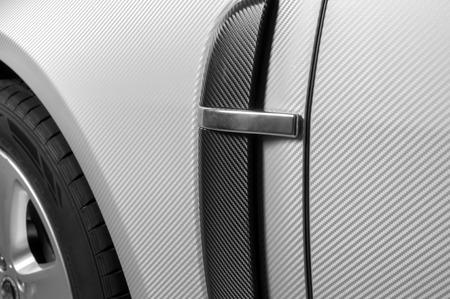 Foto de CAR WRAPPING FOILS - Imagen libre de derechos