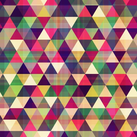 Foto per seamless triangle background texture  - Immagine Royalty Free