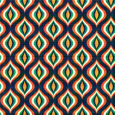 Illustration pour seamless abstract geometric pattern - image libre de droit