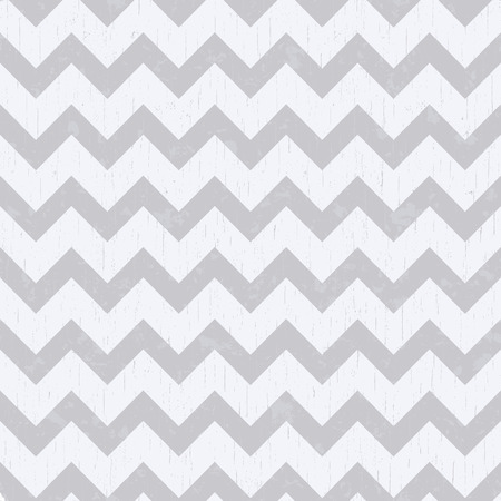 Illustration for seamless chevron grey pattern  - Royalty Free Image