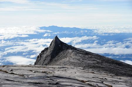 Foto de On top of Mount Kinabalu - Imagen libre de derechos