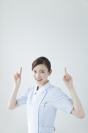 Photo for Smiling nurse - Royalty Free Image