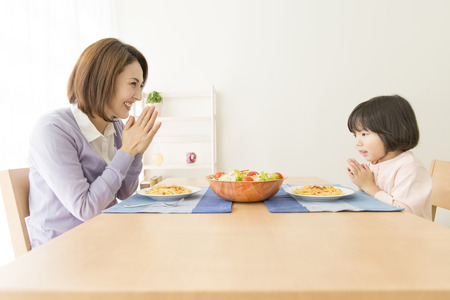 To eat the mother and daughter