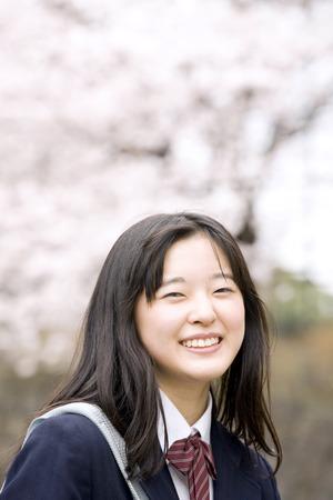 Women's junior high school students