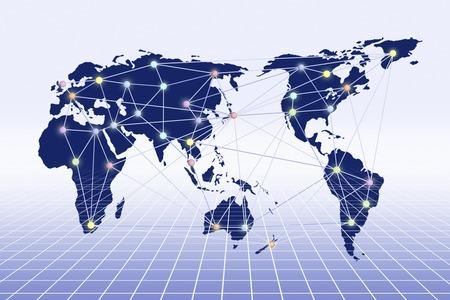 Photo pour Network - image libre de droit