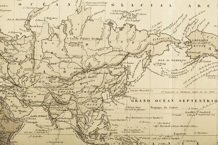 Photo pour Old maps - image libre de droit