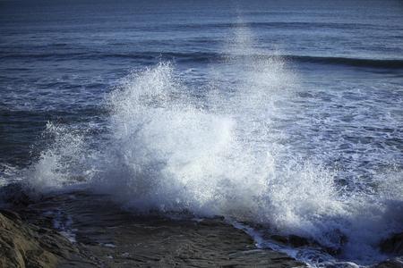 Photo for Sea spray - Royalty Free Image