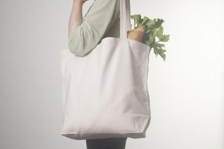 Photo pour Eco bag - image libre de droit