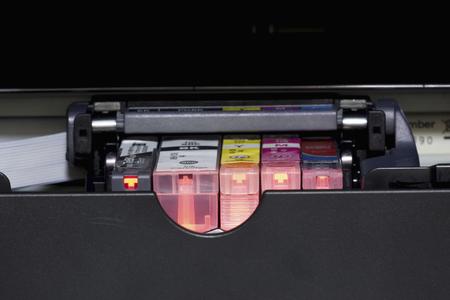Of the ink-jet printer ink
