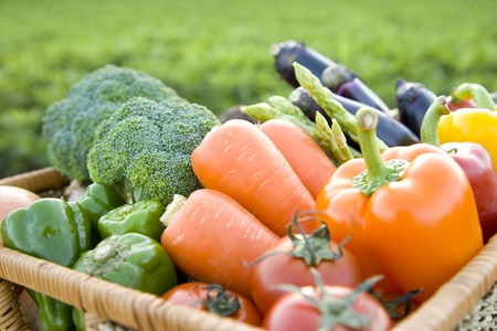 Photo pour Vegetables - image libre de droit