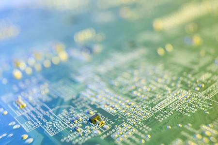 Photo pour electronic components - image libre de droit