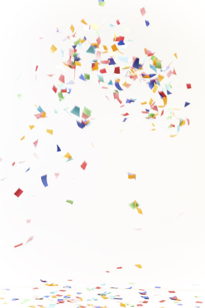 Photo for Confetti - Royalty Free Image