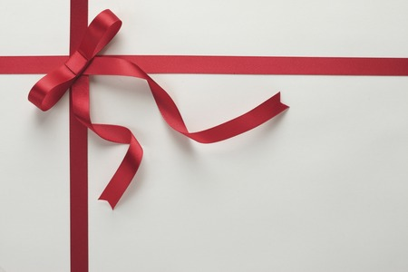 Photo for Gift Ribbon - Royalty Free Image