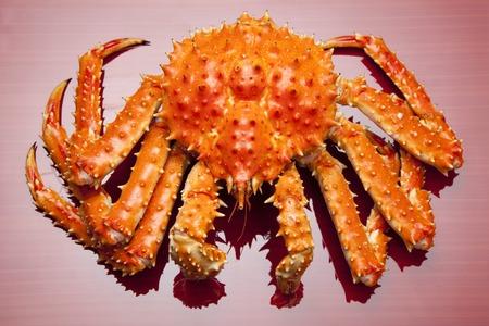 Foto de King crab - Imagen libre de derechos