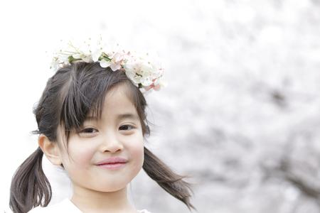 Girls suffer the flower crown