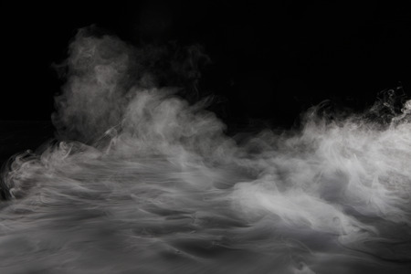 Photo for Dry ice smoke - Royalty Free Image